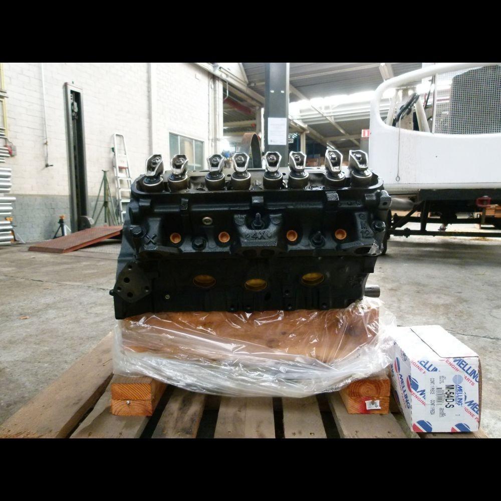 Gerev. Pontiac 455 perf. Longblok + LPG 70-76