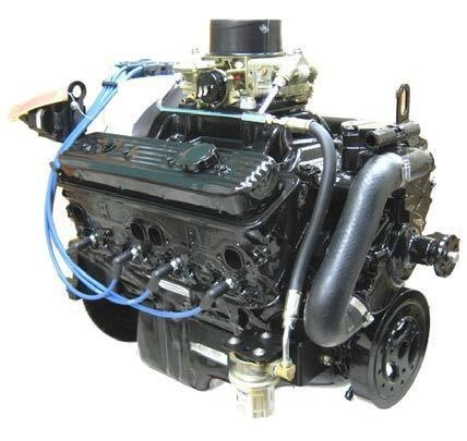Test - ENGINE - GM 350/5.7 VORTEC - NEW BASE ENGINE