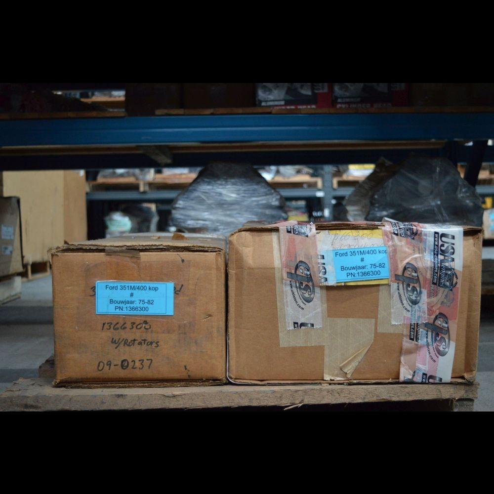 Gereviseerde Ford 400 kop + LPG 76-82