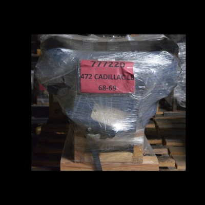 Gereviseerd Cadillac 472 Longblok + LPG 68-69