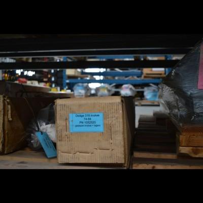 Foto van Geslepen Dodge 318 krukas 74-01 + lagers