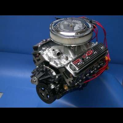 Foto van GM Performance 350 HO Deluxe 330 pk