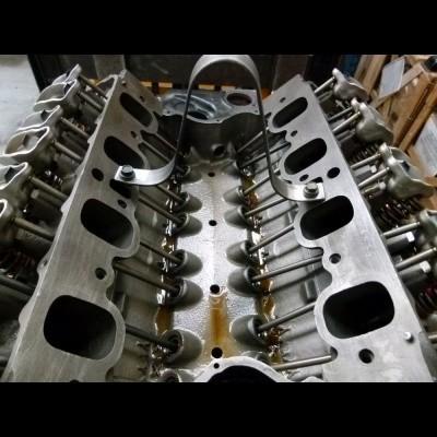 Gereviseerd Ford 351C-4V Longblok + LPG 70 +PO