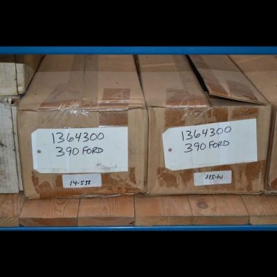 Gereviseerde Ford 352 360 390 kop + LPG 59-76