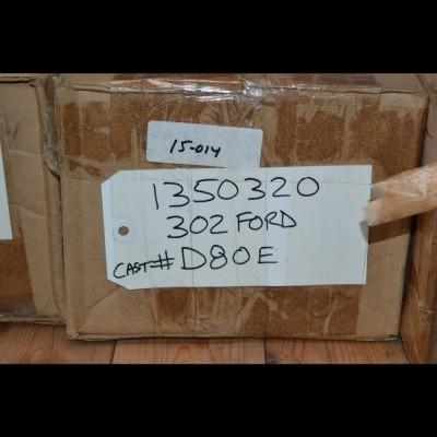 Gereviseerd Ford 302 kop + LPG 80-95