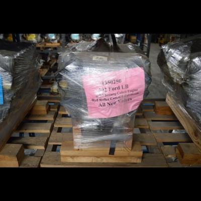 Foto van Gereviseerd Ford 302 Longblok + LPG 94-96