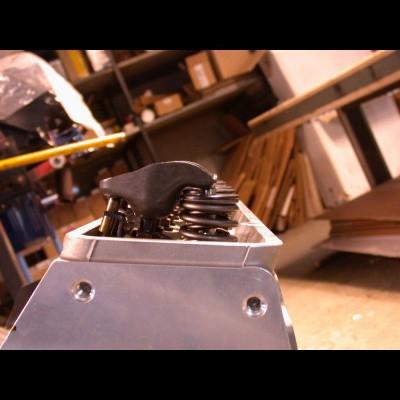 Foto van Nieuwe Procomp Chevr. 302/327/350/400 Alu kop