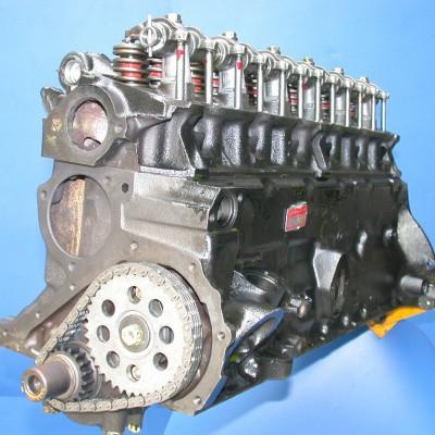 Foto van Gereviseerd Ford 200 L6 Longblok + LPG 66-67