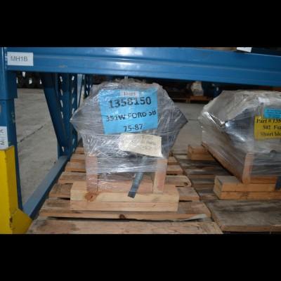 Gereviseerd Ford 351W Shortblok 75-87