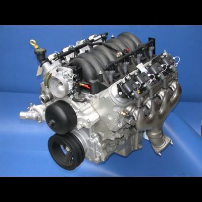 Foto van Nieuwe GM LS1 Productiemotor 97-04