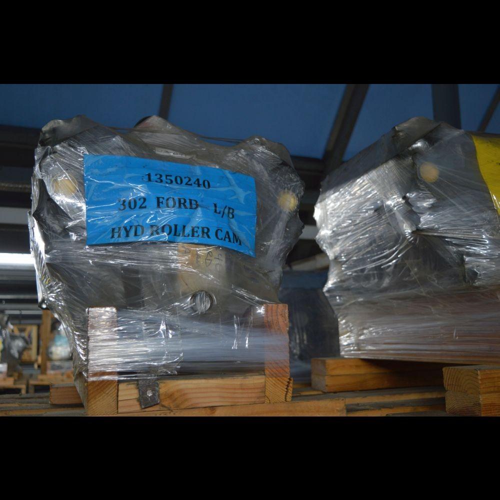 Gereviseerd Ford 302 Longblok+LPG 85-95 15426378