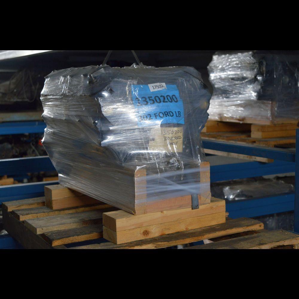 Gereviseerd Ford 302 Longblok + LPG 68-74
