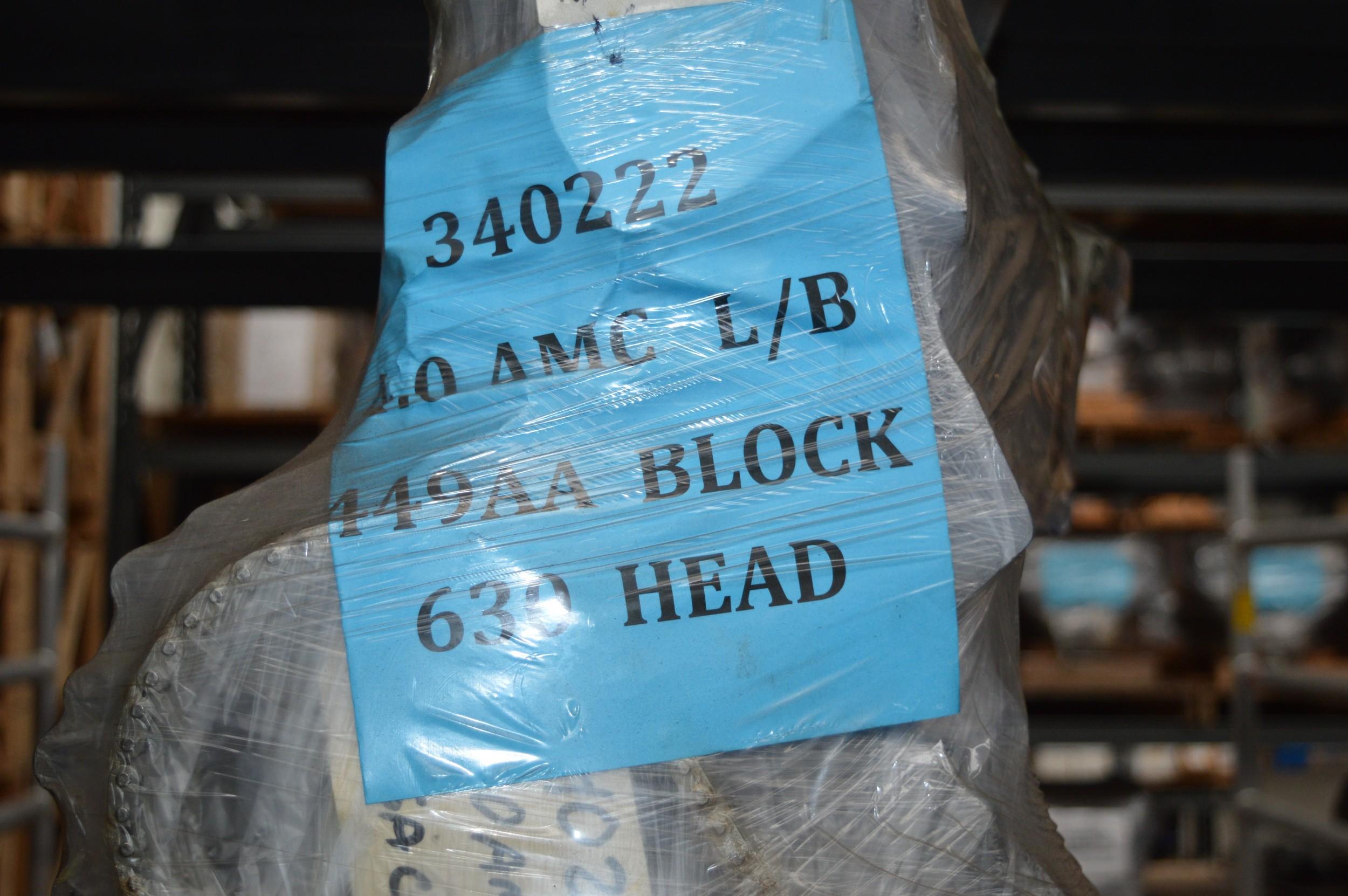 Gereviseerd AMC 242 Longblok +LPG 99 (S) #AA+630