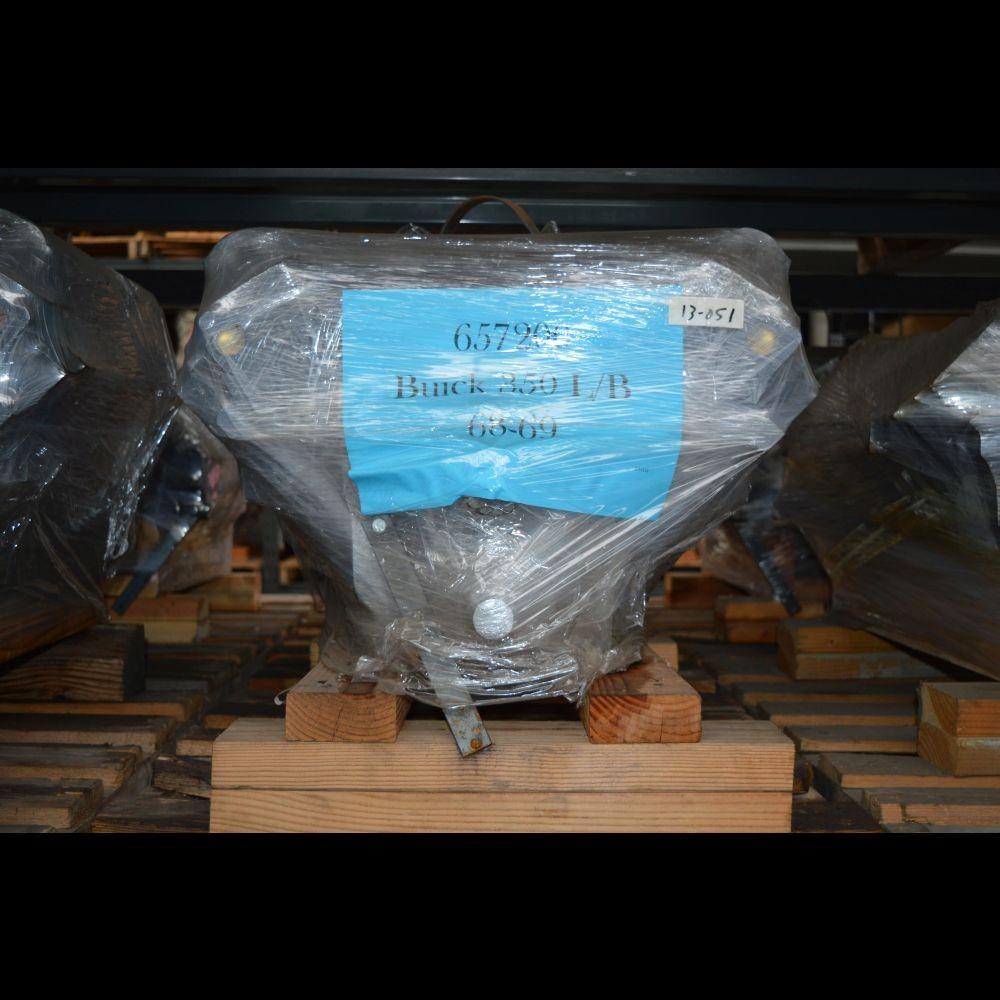 Gereviseerd Buick 350 Longblok + LPG 68-69