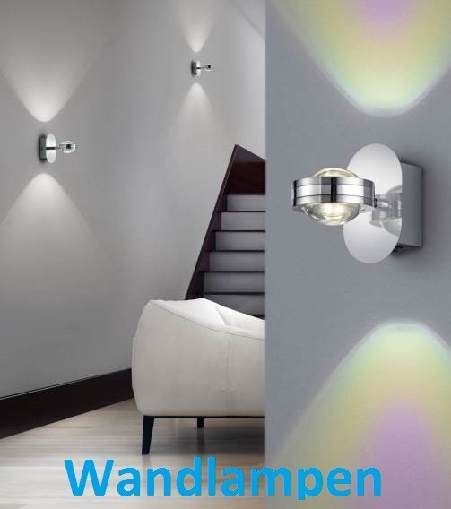 Wandlampen koop je bij The Light Store