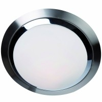 Foto van Steinhauer Ceiling and wall LED Chroom Plafondlamp 1-lichts 1366ST