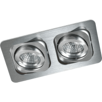 Foto van Masterlight Di Moda Aluminium Spots,Spots Inbouw 5076-37