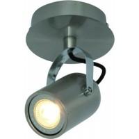 Foto van Freelight Felice Staal Spot,Plafondlamp 10cm PL9301S