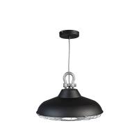 Foto van Hanglamp Industry 05-HL4366-30 mat zwart