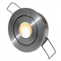 Foto van Inbouwarmatuur LED 2.5watt 2700K Rond 148-149