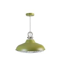 Foto van Hanglamp Industry 05-HL4366-3345cm mat groen