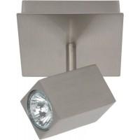 Foto van Freelight Vicento Staal Spot,Plafondlamp PL1601S