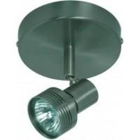 Foto van Freelight Salento Staal Spot,Plafondlamp 11cm PL8201S