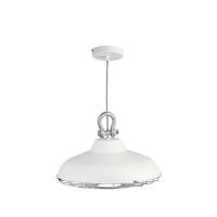 Foto van Hanglamp Industry 05-HL4366-31 45cm mat wit