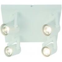Foto van Freelight Valvola Wit Spot,Plafondlamp PL8544W