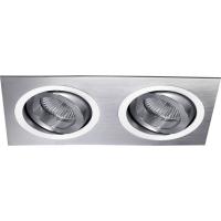 Foto van Masterlight Di Moda Aluminium Spots,Spots Inbouw 5086-37