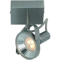 Foto van Freelight Galileo Staal Spot,Plafondlamp 10cm PL7201S