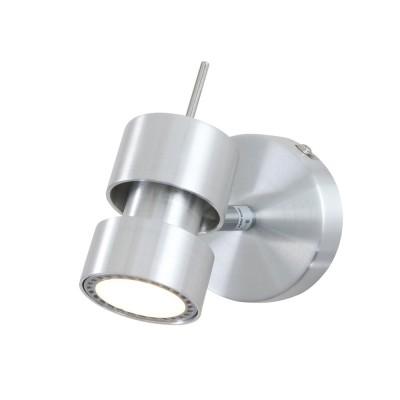 Steinhauer Natasja LED Staal Plafondlamp 1-lichts 7901ST