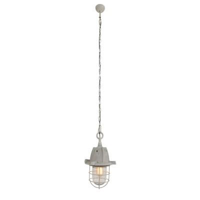Steinhauer Tuk Grijs Hanglamp 1-lichts 7540W
