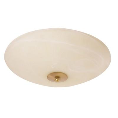 Steinhauer Burgundy Brons Plafondlamp 2-lichts 3303BR