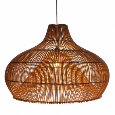 Rotan hanglamp Twisk naturel 510096 70cm