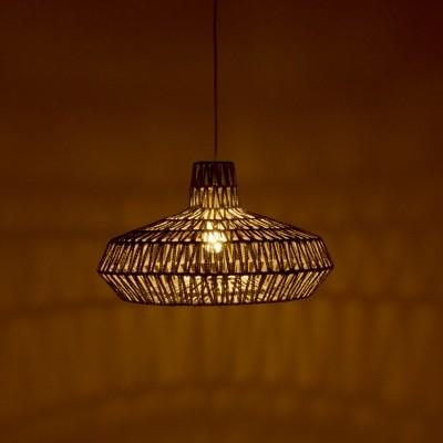 Steinhauer Mexlite Grijs Hanglamp 1-lichts 7611ZI