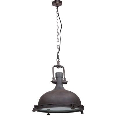 Steinhauer Mexlite Bruin Hanglamp 1-lichts 7636B