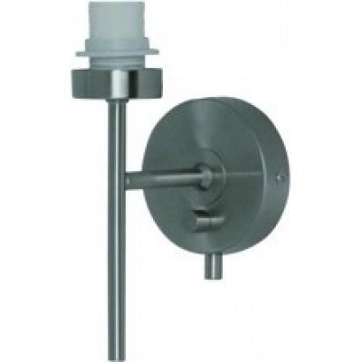 Freelight Volante Staal Wandlamp 11cm W1218S