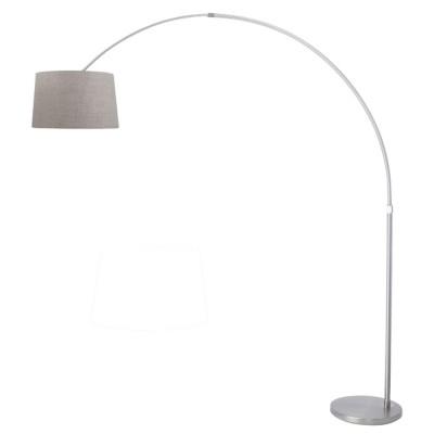 Steinhauer Gramineus Staal Vloerlamp 1-lichts 9676ST