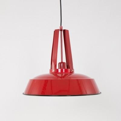Steinhauer Mexlite Rood Hanglamp 1-lichts 7704RO
