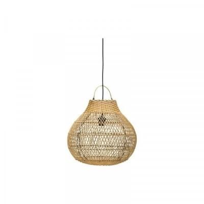 Hanglamp Doetinchem (peer) rotan 60x60 510056