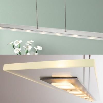 Steinhauer Favourite Staal Hanglamp 8-lichts 7592ST