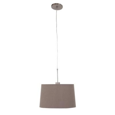 Steinhauer Samengesteld artikel Staal Hanglamp 1-lichts 9835ST