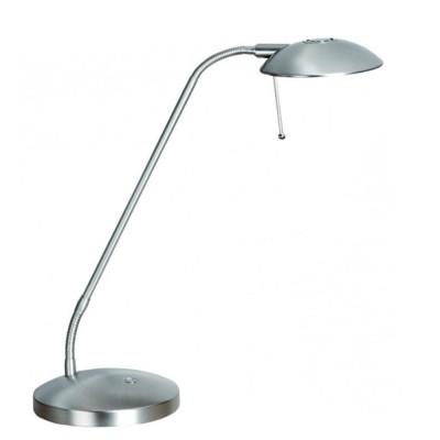 Steinhauer Tamara Staal Tafellamp 1-lichts 6970ST