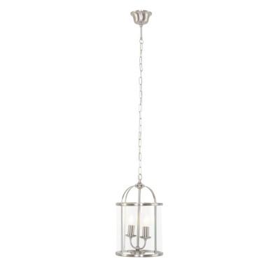 Steinhauer Pimpernel Staal Hanglamp 2-lichts 5971ST