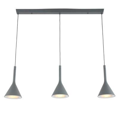 Steinhauer Cornucopia Grijs Hanglamp 3-lichts 7807GR