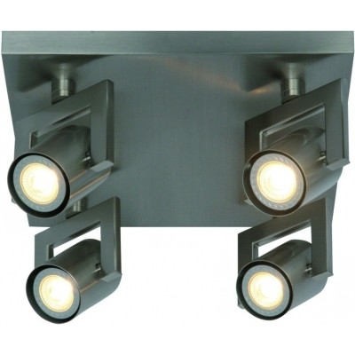 Freelight Valvoled Staal Spot,Plafondlamp PL9944S