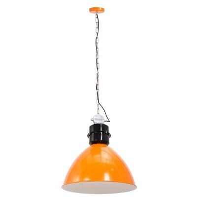 Steinhauer Frisk Oranje Hanglamp 1-lichts 7696OR