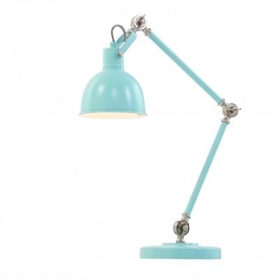 Steinhauer Mexlite Blauw Tafellamp 1-lichts 7645G