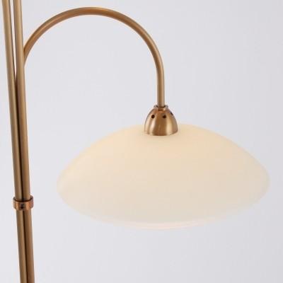 Steinhauer Monarch LED Brons Vloerlamp 3-lichts 7924BR